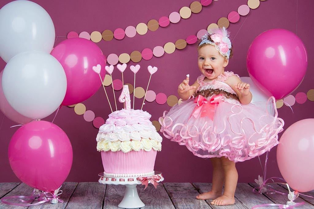 Dicas para fazer uma festa de 1 ano incrível para o seu filho(a)