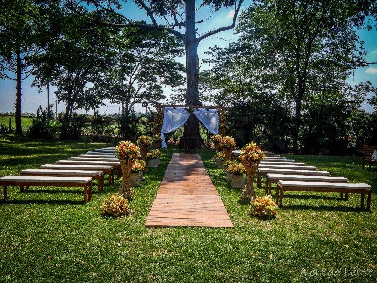 Casamento ao ar livre: um guia rápido para a festa perfeita
